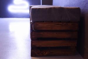 skrzynka drewniana polibuda