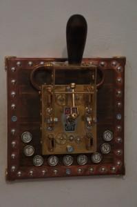 steampunk włącznik
